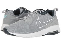 Nike Air Max Motion Low Premium Wolf Grey Wolf Grey Amory Navy Men's Running Shoes Gray
