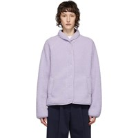 Ymc Purple Beach Jacket