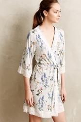 Eloise Perennial Garden Robe Light Grey