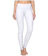 Alo Yoga Airbrushed Legging Dusk Brilliance Women's Workout White