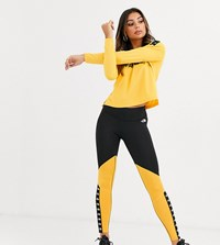 The North Face Tnl Leggings In Yellow