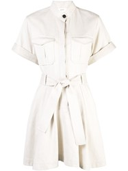 A.L.C. Bryn Dress Neutrals