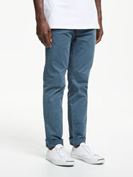 Scotch And Soda Stuart Slim Fit Chinos Steel