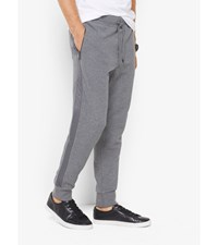 Merino Wool Sweatpants Ash