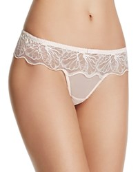 Addiction Romance Lace Tanga Adf Ro32 Pale Pink