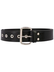 Vivienne Westwood Alex Belt Black
