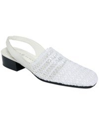 Karen Scott Carolton Sandals Created For Macy's Women's Shoes White