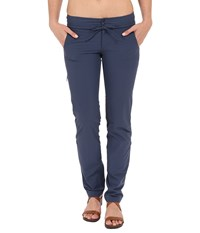 Mountain Hardwear Yuma Pants Zinc Women's Casual Pants Blue