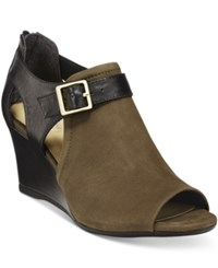 Giani Bernini Alyssaa Shooties Only At Macy's Women's Shoes Army