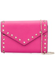 Valentino Qw1p0q48vsh Vpl Pink Orchid Pink And Purple