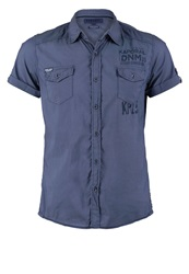 Kaporal Cime Regular Fit Shirt North Sea Anthracite