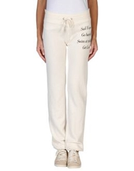 Wildfox Couture Wildfox Casual Pants Ivory