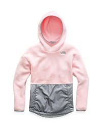 The North Face Riit Fleece Pullover Hoodie Size Xxs Xl Pink