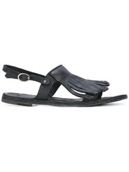 Officine Creative Serifos Sandals Black