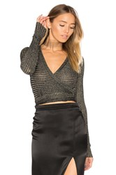 Lovers Friends Ballet Sweater Black