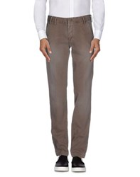 San Francisco Trousers Casual Trousers Men Dove Grey