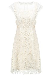Little Mistress Cocktail Dress Party Dress Cream Off White