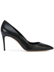 Casadei Perfect Pump Pumps Leather Nappa Leather Black