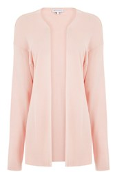 Warehouse Edge To Edge Cardi Light Pink