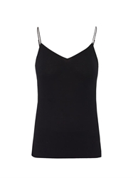 Hanro Seamless V Neck Tank Top