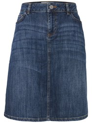 Fat Face Daniela Skirt Denim