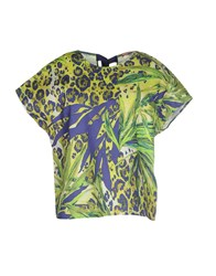 Dv Roma Shirts Blouses Women Acid Green