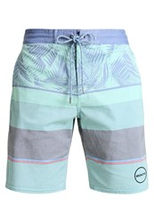 Brunotti Piper Swimming Shorts Water Fall Mint