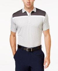 Callaway Men's Performance Colorblocked Golf Polo High Rise