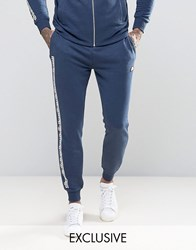 Ellesse Joggers With Print Navy
