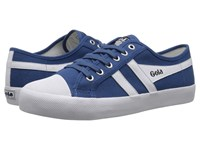 Gola Coaster Blue White Men's Shoes