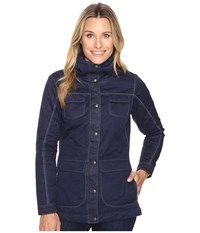 Kuhl Lena Insulated Jacket Midnight Sky Women's Coat Blue
