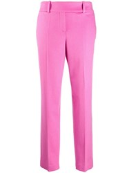 Ermanno Scervino Straight Leg Trousers Pink