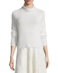 Ralph Lauren Summer Cashmere Sweater Cream Ivory Women's