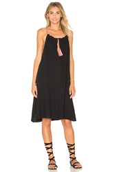 Candc California Elise Mini Dress Black