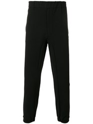 Oamc Cropped Trousers Black