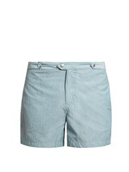 Solid And Striped The Kennedy Swim Shorts Light Blue