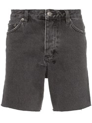 Ksubi Denim Shorts Black