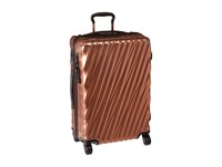 Tumi 19 Degree Short Trip Packing Case Copper Luggage Bronze