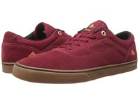Emerica The Herman G6 Vulc Burgundy Gum Men's Skate Shoes
