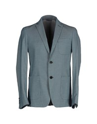 Bill Tornade Billtornade Suits And Jackets Blazers Men Deep Jade