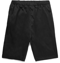 Christopher Kane Technical Jersey Shorts Black