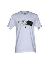 Undefeated T Shirts White
