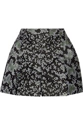 3.1 Phillip Lim Jacquard Shorts Black