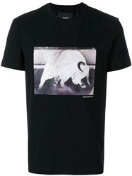 Blood Brother Bull T Shirt Cotton Black