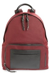 Ted Baker London Filer Backpack Red