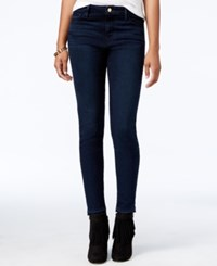 Sanctuary Robbie High Rise Crown Blue Wash Skinny Jeans