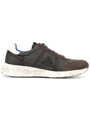Premiata 'Louis' Sneakers Black