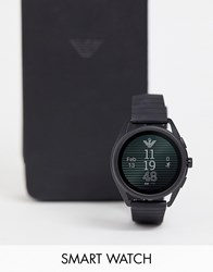 Emporio Armani Connected Art5017 Matteo Smart Watch 43Mm Black