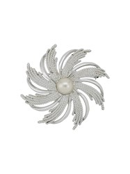 Susan Caplan Vintage 1960S Sarah Coventry Brooch Silver