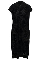 Vivienne Westwood Anglomania Cave Cocktail Dress Party Dress Black